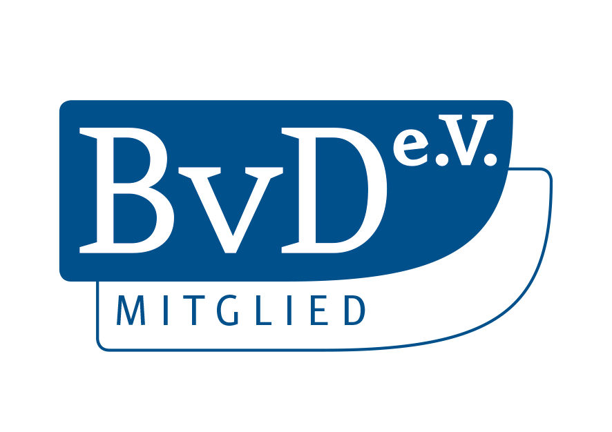 Bvd-Mitgliedslogo